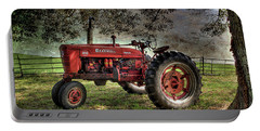 Farmall In The Field Portable Battery Charger