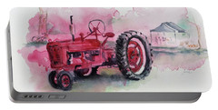 Farmall Portable Battery Charger