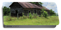 Farmhouse Abandoned Portable Battery Charger