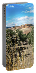 Farmland In Andalucia Portable Battery Charger