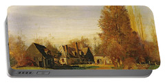 Campagne Paintings Portable Battery Chargers