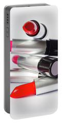 Fashion Model Lipstick Portable Battery Charger