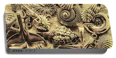 Fashioning A Oceanic Theme Portable Battery Charger