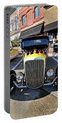 Fast Flames Portable Battery Charger