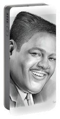 Fats Domino Portable Battery Charger