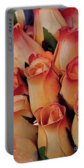 Favorite Roses Portable Battery Charger