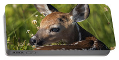 Fawn Over The Shoulder Portable Battery Charger