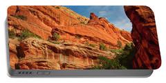Fay Canyon Sandstone, Sedona, Arizona Portable Battery Charger