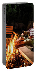 Fear By Fire Portable Battery Charger