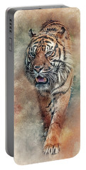 Fearless Portable Battery Charger by Brian Tarr