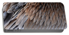 Feathers Cascade Portable Battery Charger