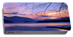 February Sunset 2 Portable Battery Charger