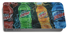 Feel The Dew Portable Battery Charger