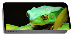 Feeling Froggy Portable Battery Charger