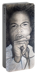 Fela  For Ever Lives Afrika Portable Battery Charger