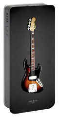 Fender Jazzbass 74 Portable Battery Charger