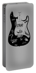 Fender Stratocaster 54 Portable Battery Charger by Mark Rogan