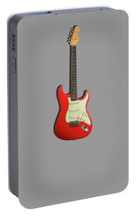 Fender Stratocaster 63 Portable Battery Charger by Mark Rogan