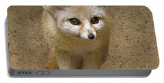 Fennec Fox Portable Battery Charger
