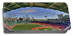 Fenway Park Interior  Portable Battery Charger