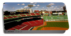 Fenway Park Iv  Fenway Park  Portable Battery Charger
