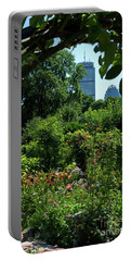 Fenway Victory Gardens In Boston Massachusetts  -30951-30952 Portable Battery Charger