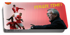 Fergie Time Portable Battery Charger