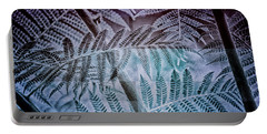 Fern Forest Portable Battery Charger