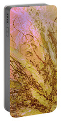 Fern Series 32 Bubbles Rise Portable Battery Charger
