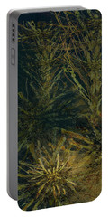 Fern Series Inky Aether Portable Battery Charger