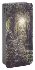 Ferns And Sunshine Portable Battery Charger