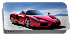 Ferrari Enzo Portable Battery Charger