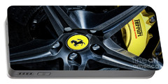 Ferrari Wheel I Portable Battery Charger