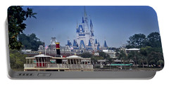 Ferry Boat Magic Kingdom Walt Disney World Mp Portable Battery Charger