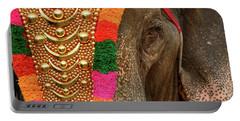 Festival Elephant Portable Battery Charger