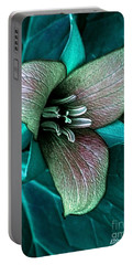 Festive Portable Battery Charger by Elfriede Fulda