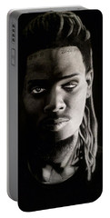 Fetty Wap Drawing Portable Battery Charger