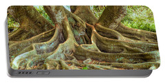 Ficus Roots Portable Battery Charger