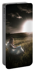 Portable Battery Charger featuring the photograph Field Of Dreams by Jorgo Photography - Wall Art Gallery