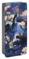 Sulley's Dream I Blues Portable Battery Charger