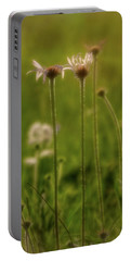 Field Of Flowers 3 Portable Battery Charger