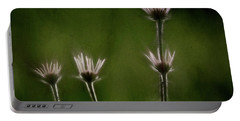 Field Of Flowers 4 Portable Battery Charger