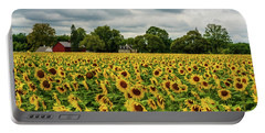 Field Of Sunshine Portable Battery Charger