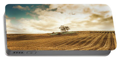Fields Of Tasmanian Agriculture Portable Battery Charger