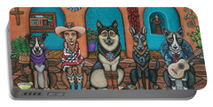 Fiesta Dogs Portable Battery Charger