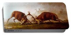 Fighting Stags II. Portable Battery Charger