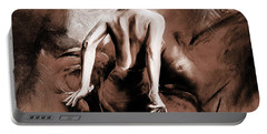 Figurative Art 007b Portable Battery Charger