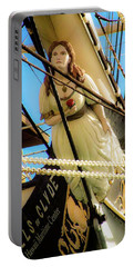 Figurehead - Falls Of Clyde Portable Battery Charger