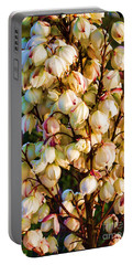 Filled With Joy Floral Bunch Portable Battery Charger