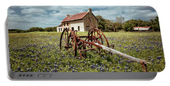 Portable Battery Charger featuring the photograph Final Resting Place by Linda Unger